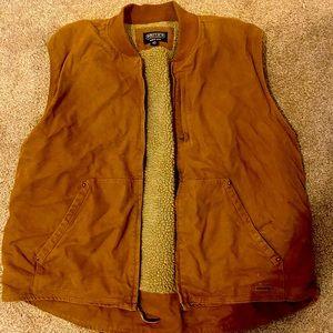 Smiths fleece lined vest